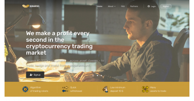 Cryptocurrency investment hyip script DEMO117