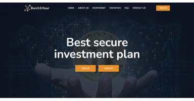 HYIP script for investment in trade DEMO125